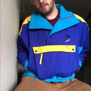 Vintage North Face Vertical Jacket